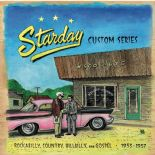 ✦✦STARDAY CUSTOM SERIES '53-57✦✦KILLER PRIMITIVE ROCKABILLY COUNTRY GOSPEL 10 CD + 116 BOOK LP SIZE